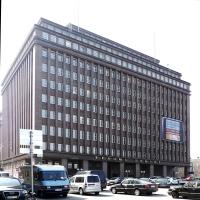 Fassade: Klinkerfassade / Stahlskelett / Aufstockung (aus Mauerwerk)