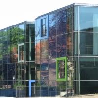 Fassade Gartenseite