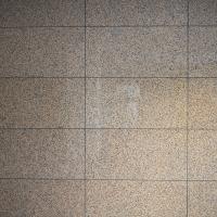 Detail Fussboden (aus Kunststein)