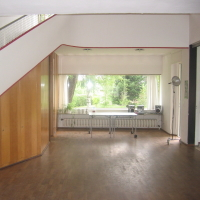Wohnen: Der Wohnraum mit Blick nach draussen