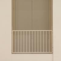 Geländer: Galerie mit weissen Geländer