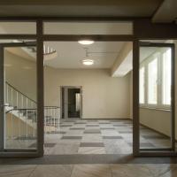 Erschliessung: Brandschutzertüchtigung im Treppenhaus