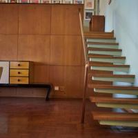 Wohnen: Treppe im Wohnbereich