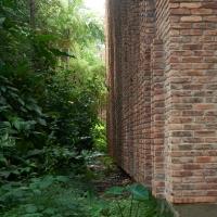 Sockelanschluss: Sockelanschluss an Mauerwerk