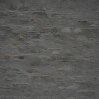 Fassade: Geschlemmter Backstein (aus Putz und Mauerwerk)
