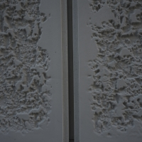 Detail nach Titel: Putzstruktur nach Innen (aus Putz)