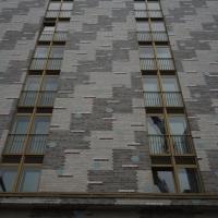 Fassade:  (aus Kunststoff)
