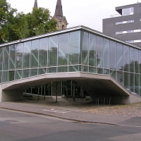 Fassade: Ansicht von der Strasse