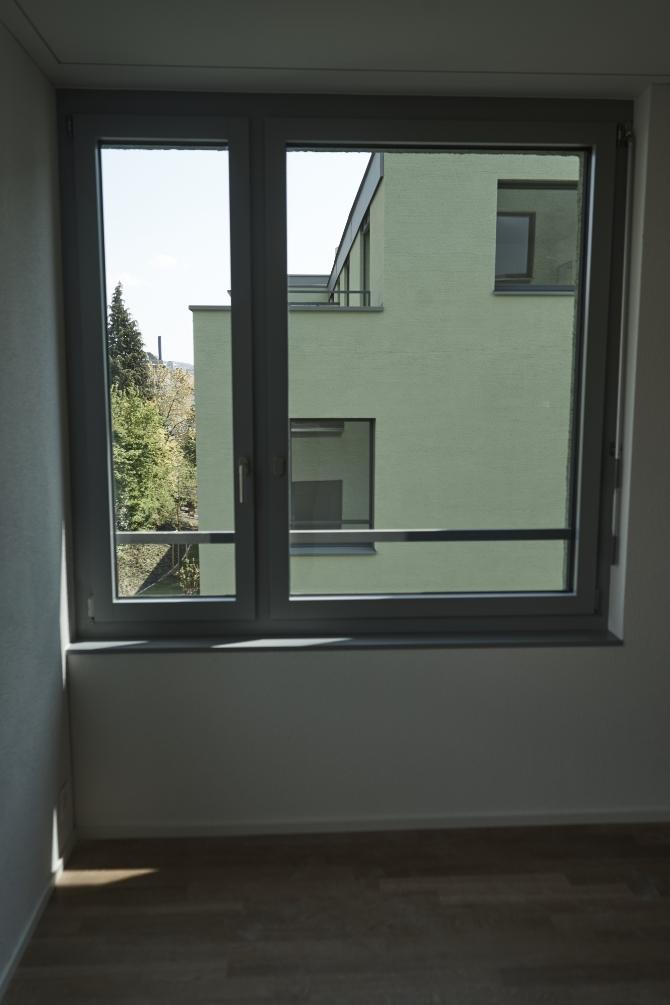 Fenster: Fenster von Innen