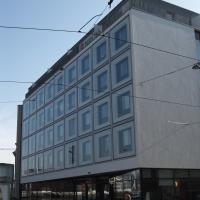 Ansicht Güter/Margarethenstrasse