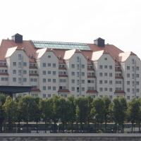 Erlweinspeicher zwischen Landtag und Kongresszentrum