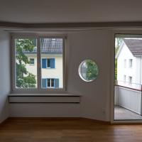 Wohnen: Der Wohnraum mit dem Bullauge