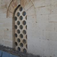 Fenster:  (aus Mauerwerk)