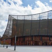 Fassade: Die vorgehängte Metallgasche (aus Metall)