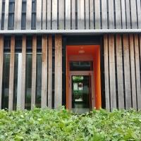 Eingangsbereich:  (aus Holz)