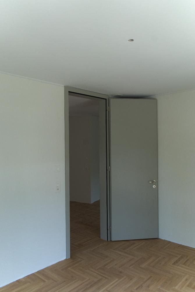 Raumhohe Türen