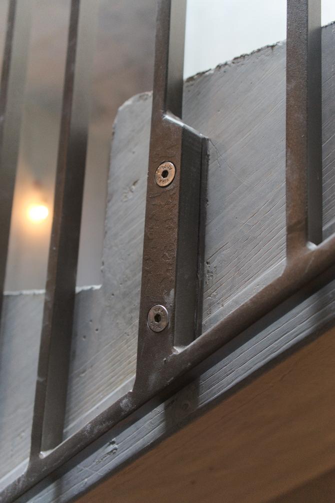 Geländer: Befestigung Geländer an Treppenwange