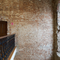 Erschliessung: Im Treppenhaus