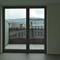 Wohnen: Zimmer mit Loggia