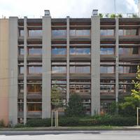 Fassade: Fassade Stampfenbachstrasse (aus Beton)