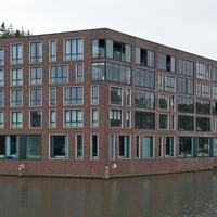 Ansicht vom Kanal