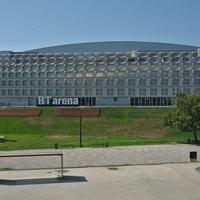 Ansicht vom Stadion