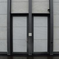 Fassade: Eingang