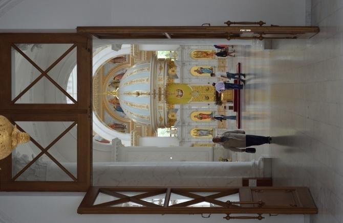 Verklärungskathedrale / Спасо-Преображенський кафедральний собор