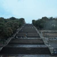 Treppe: Potemkinsche Treppe / Потьомкінські сходи